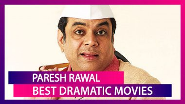 Paresh Rawal Birthday: 5 Dramatic Performances That Will Steal Your Heart