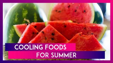 What To Eat To Beat Summer Heat? From Cucumber To Melons, List Of Cooling Foods