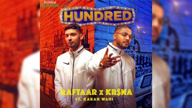 Raftaar, Krsna's Rap Song Chaukanna from Hundred Will Make It in Your Playlist at One Go (Watch Video)