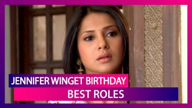 Jennifer Winget Birthday: 5 Best Roles Of The TV Star That Prove She's An Impeccable Performer!