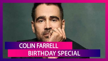 Colin Farrell Birthday: 5 Films That Show That He's A Perfect Blend Of Good Looks And Talent