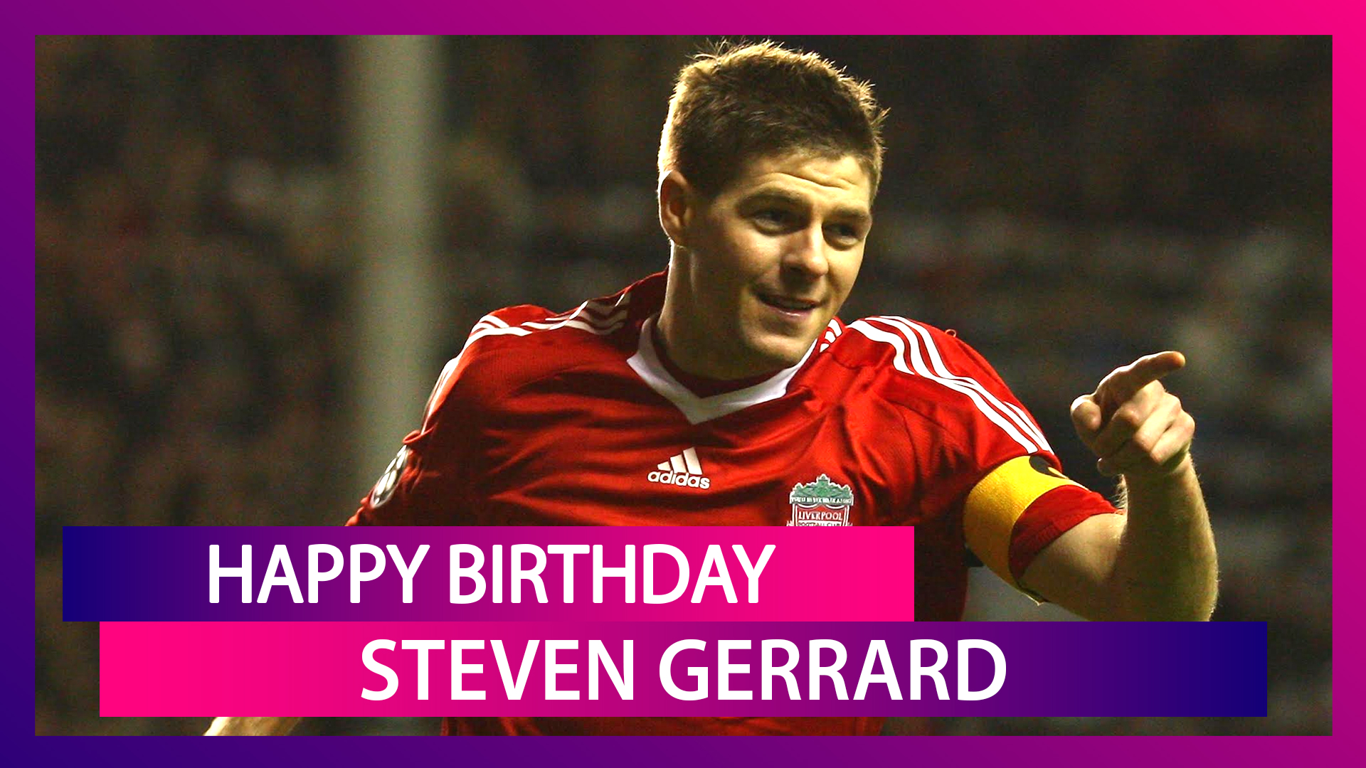 Happy Birthday Steven Gerrard: Lesser Known Facts About The Liverpool Legend