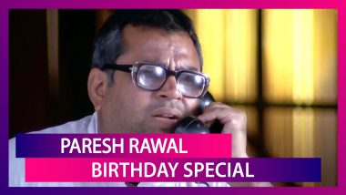 Paresh Rawal Birthday: We Bet You Have Used These Baburao Dialogues From Hera Pheri IRL!