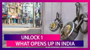 Unlock 1: Lockdown Restrictions To Be Eased In Phased Manner In India, Here's What Opens Up