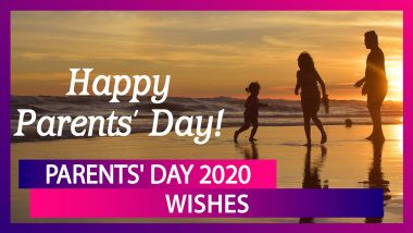 Happy Parents' Day 2020 Wishes: Messages, Images & Quotes to Send 30Greetings on Global Day of Parents