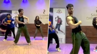 Tiger Shroff Shares Throwback Video Grooving on Justin Bieber Song 'Yummy', Disha Patani Loves It