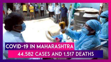 Congress's Sanjay Jha Tests COVID-19 Positive in Mumbai; Maharashtra Coronavirus Tally At 44,582