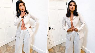 Priyanka Chopra Shares Her 'Zoom Meeting Look' and We Love How It's the Perfect Balance Of Business and Casual! (View Pic)