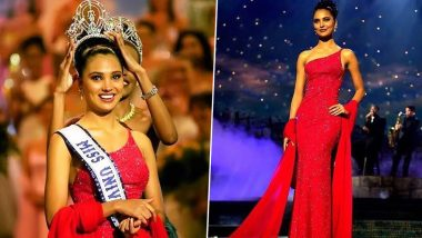Lara Dutta Cherishes Her Miss Universe Win on the 20th Anniversary of This Iconic Day, Shares Throwback Pics of Her Crowning Moment (View Post)