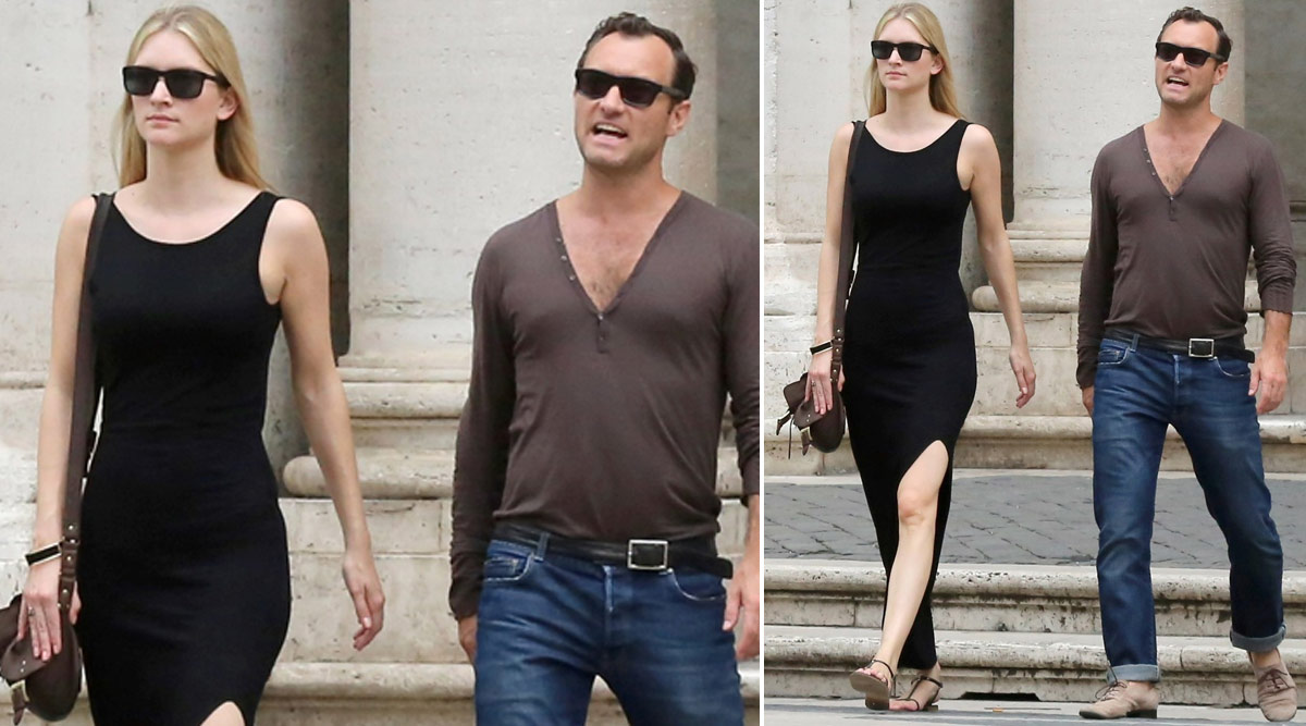 Jude Law to Become Father for the Sixth Time; Sherlock Actor Is Expecting First Baby with Wife Phillipa Coan
