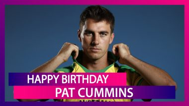 Happy Birthday Pat Cummins: Quick Facts About The Australian Pacer
