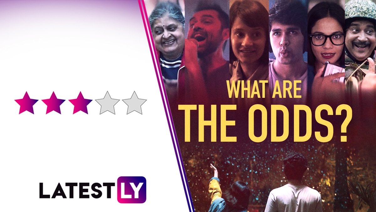 What Are the Odds Movie Review: Abhay Deol Stars In This Charming Oddity With Fine Acts From Yashaswini Dayama and Karanvir Malhotra