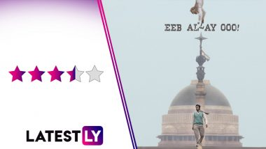 Eeb Allay Ooo! Movie Review: Some Serious Monkey Business in Prateek Vats' Realistic Dramedy With a Touch of Surrealism