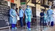 India Reports Highest Single-Day Spike of 32,695 COVID-19 Cases And 606 Deaths in Past 24 Hours, Coronavirus Tally Jumps to 9.68 Lakh Mark
