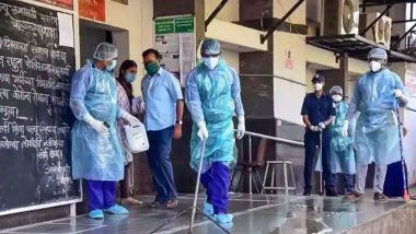 Maharashtra Reports 2,940 Coronavirus Cases, 99 Deaths in Past 24 Hours; State COVID-19 Tally Rises to 65,168, Fatality Toll Reaches 2,197