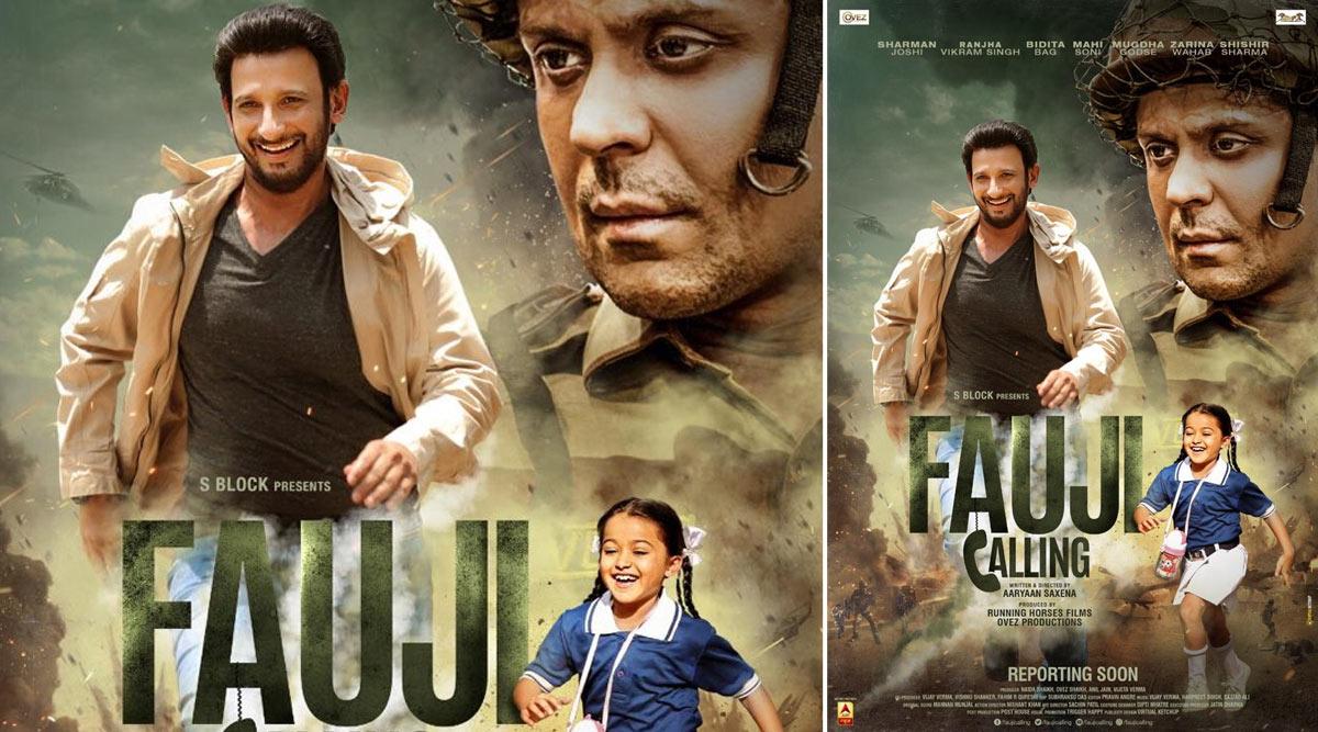 Fauji Calling: Sharman Joshi's Military Drama to Get an OTT Release, Confirms Director Aaryaan Saxena
