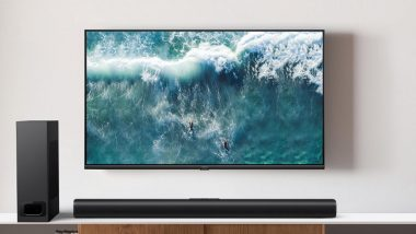 Realme Smart TV With Android Support Launched in India at Rs 12,999; First Sale on June 2 at 12PM Via Flipkart & Realme.com