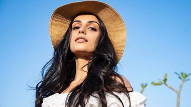 Manushi Chhillar Believes Likes and Shares in Virtual World Add to Pressure
