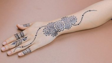 Mehndi Design Alternatives for Eid 2020 During Lockdown? These Henna Powder Replacements Are Perfect to Apply on Hands and Feet for Eid Al-Fitr