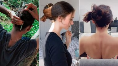 How to Make Money Heist's Inspector Raquel's Signature Messy Pencil Bun? These TikTok Videos With the Funniest Twists Will Teach You