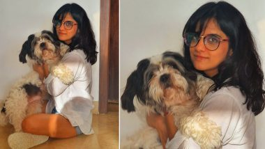 Jasleen Royal Is Driving to Her Hometown Ludhiana with Her Pet Dog from Mumbai; Singer Takes a Halt in Udaipur