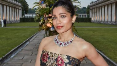 Freida Pinto Shares Her Perspective on How an Animated Project Is Different from a Movie or TV Show