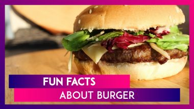 National Burger Day (US) 2020: Here Are Seven Fun Facts About Burger