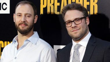 Seth Rogen, Evan Goldberg to Produce an Animated Comedy Movie Based on 'Bubble' Podcast