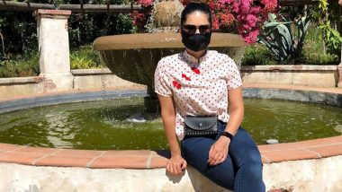 Sunny Leone Shows How She's Practising Social Distancing and Enjoying the Beauty Of Nature in Los Angeles (View Pic)