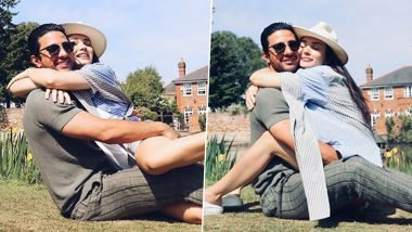 Cuddles Please! Amy Jackson and George Panayiotou's Happy Pictures are Melting Our Hearts