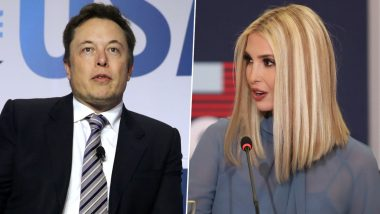 Elon Musk Tweets, 'Take the Red Pill' Referring to 'The Matrix,' Ivanka Trump Responds 'Taken'