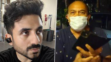 Vir Das' Neighbour Sneezes at Him in an Argument About Not Following Social Distancing (Watch Video)
