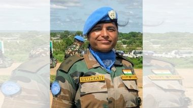 Indian Army Major Suman Gawani Gets UN Military Gender Advocate of the Year Award for Anti-Sexual Violence Campaign