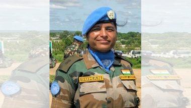 Indian Army Major Suman Gawani Gets UN Award for Anti-Sexual Violence Campaign