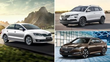 2020 Skoda Karoq SUV, Rapid TSI & Superb Facelift Launched in India; Check Prices, Features & Specifications