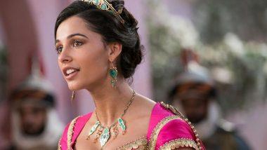 Princess in Aladdin Naomi Scott Now Wants to Play a Villain for a Disney Film