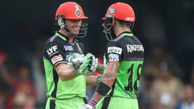 This Day That Year: When Virat Kohli and AB de Villiers Formed Record 229-Run Partnership During RCB vs Gujarat Lions in IPL 2016