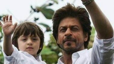 AbRam Khan Birthday: 7 Pics of Shah Rukh Khan With His Son That Scream LOVE