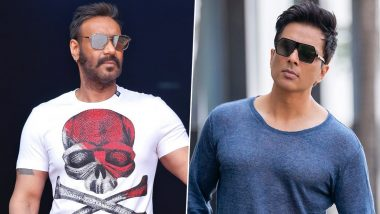 Ajay Devgn Is All Praises For Sonu Sood's Gesture Of Sending Migrant Workers Back To Their Homes