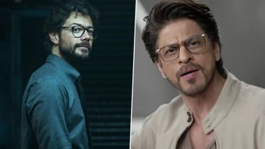 Shah Rukh Khan's New Look For a TVC Is Giving Money Heist Fans Major 'Professor' Vibes! (View Pics)