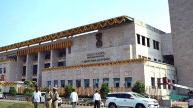 Andhra Pradesh High Court Allows Rural Local Bodies Polls, Setback to Jagan Mohan Reddy Govt