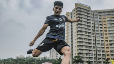Chennaiyin FC Player Anirudh Thapa Loves MS Dhoni's 'Down to Earth' Attitude