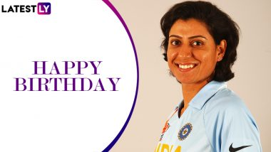 Anjum Chopra Birthday Special: Lesser-Known Facts About Former Indian Women's Cricket Team Captain
