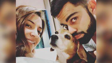 Anushka Sharma and Virat Kohli Mourn the Loss of Their Pet Pooch Bruno (View Posts)
