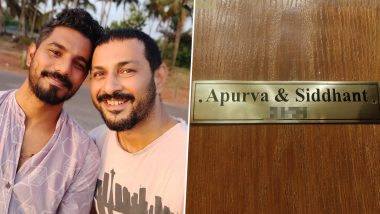 A Love Homed: Apurva Asrani and Boyfriend Siddhant Buy An Abode; Writer Reveals How They Used to Pretend to Be Cousins to Get a House (View Post)