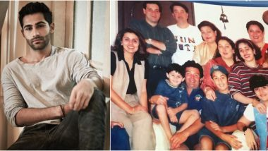 Armaan Jain Remembers Rishi Kapoor With a Throwback Picture Of a Family Get Together, Says 'Memories To Last A Lifetime' (View Pic)