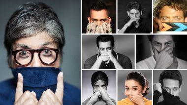 Amitabh Bachchan, Shah Rukh Khan, Priyanka Chopra In Avinash Gowariker's 'Mask' Inspired Throwback Pics Serve as a Good Reminder To Wear One!