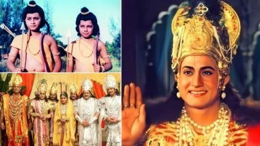 Doordarshan Continues Its Domination on BARC Charts; Uttara Ramayan, Mahabharat and Shri Krishna Gain Top Numbers This Week (View List)
