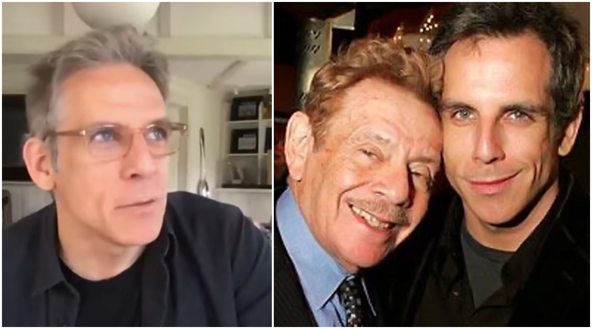 Ben Stiller Remembers Late Father Jerry Stiller By Sharing a Touching Story From His Childhood (Watch Video)