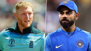 'Worst Complaint Ever': Ben Stokes Hits Back at Virat Kohli's Remarks on Edgbaston Size During ICC Cricket World Cup 2019